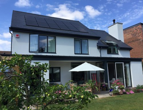 New energy-efficient home, Radcliffe